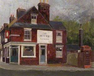 The Mitre, High Town Road, Luton, Bedfordshire