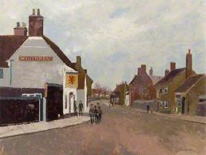 'The City of Destruction', Elstow Village, Bedfordshire