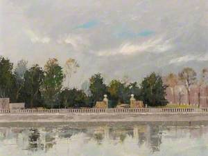 'The Gate of the City', the Embankment of the River Ouse at Bedford