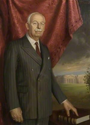 Major General Sir Harold Wernher (b.1926), Bt, GVCD, Chairman of Electrolux Ltd