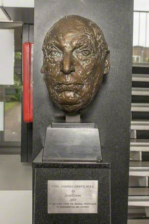 Sir Cyril Cripps (1915–2000), MBE