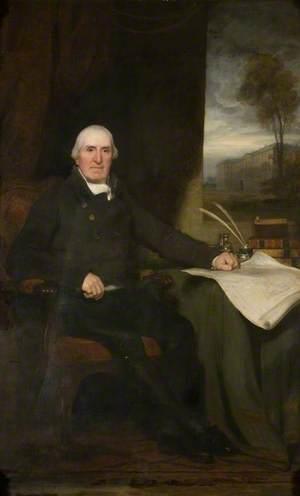William Kerr (1738–1824), MD, Surgeon at Northampton General Infirmary (1763–1824)