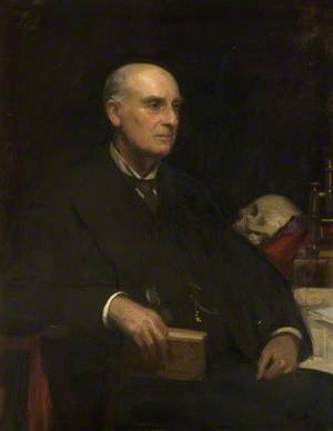 Frank Buszard (d.1913), Physician-Surgeon to Northampton General Infirmary (1862–1912)