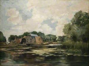 Hemingford Grey Watermill, Cambridgeshire