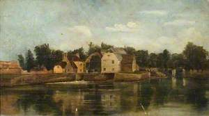 Hemingford Mill, Cambridgeshire