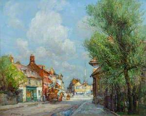 The Broadway, St Ives, Cambridgeshire