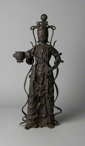 Kuan Yin (the Goddess of Mercy)