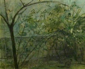 A London Garden