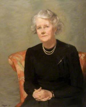 Mrs F. Herbert Davies, Founder of the St Marylebone Housing Association