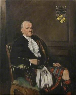 Study for 'Sir Malcolm Stewart (1872–1951)'