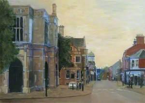 Bridge Street, Rothwell, Northamptonshire