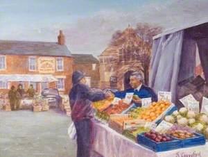 Rothwell Market Square, Northamptonshire