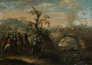 A Fight for a Bridge