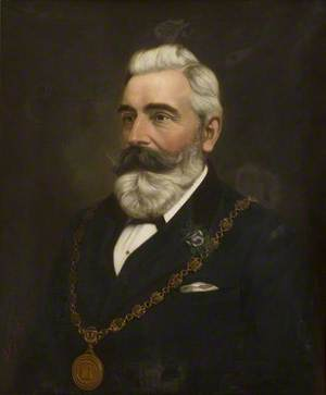 William Martin Rust, Mayor of Wisbech (1883)