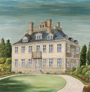 Thurlow's Mansion, Wisbech, Cambridgeshire