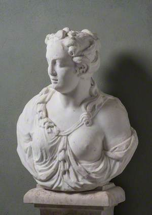 Bust of an Unknown Woman*