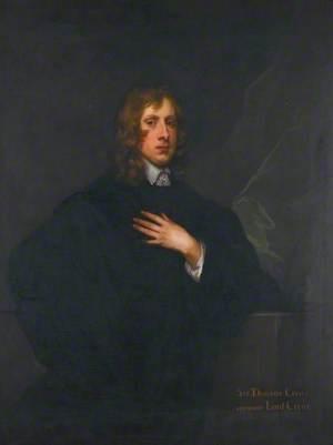 Thomas Crew (1624–1697), 2nd Baron Crew of Stene