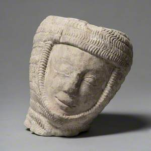 Head of a Lady*