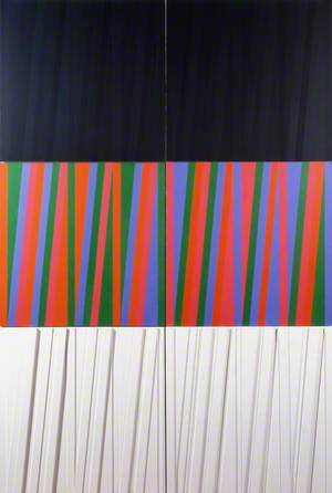 Six Unit Relief Painting