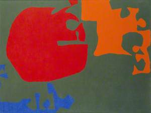 Red, Scarlet, Ceruleum and Dull Green : 1971 – February 1975