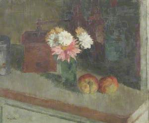 Still Life – The Sideboard