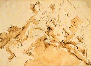 Zephyrus and Flora