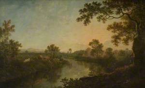 The River Dee, near Eaton Hall