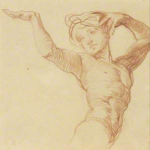 Study of a Nude Figure