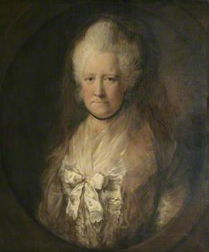 The Honourable Harriott Marsham (1721–1796)