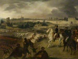 The Entry of Bonaparte into Milan