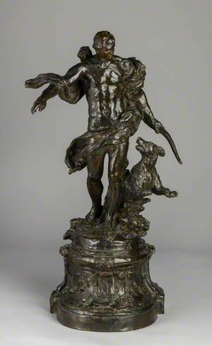 A Hunter and His Dog (Meleager)