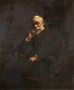Alderman G. J. Johnson (1826–1912)