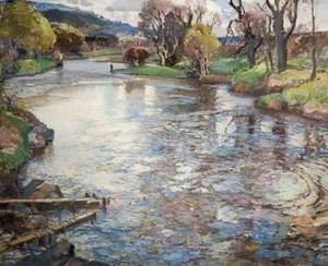 A Cornish Stream