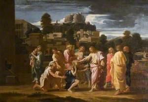 The Blind Men of Jericho