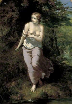 Musidora Bathing