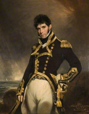 Captain Gilbert Heathcote (1779–1831), RN
