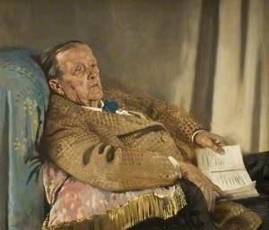 Sir Edwin Ray Lankester (1847–1929)