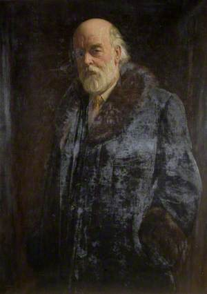 Sir Oliver Lodge (1851–1940)