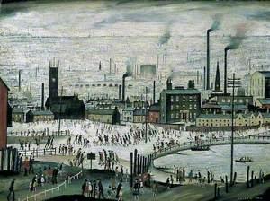 An Industrial Town