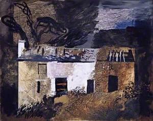 Ruined Cottage, Llanthony