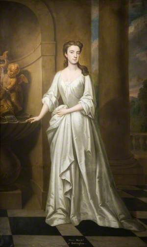 Mary, Marchioness of Rockingham (d.1761)