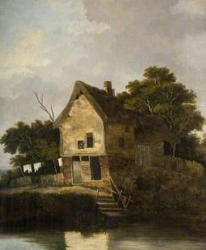 View at Blofield, near Norwich