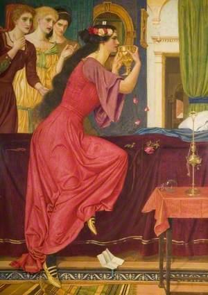 Sigismonda Drinking the Poison