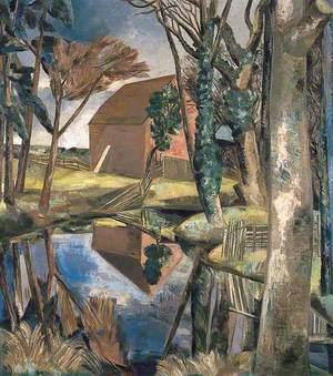 Oxenbridge Pond