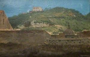 A Hilltop near Naples