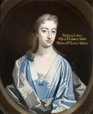 Barbara Lister (d.1742)