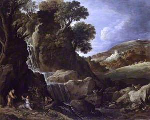 Christ Tempted in the Wilderness