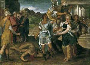 The Execution of Saint John the Baptist