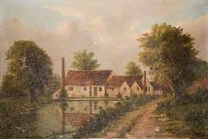 Sarehole Mill, Birmingham (?)