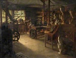 James Watt's Work Room, Heathfield Hall